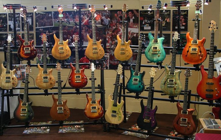 The Move Towards Environmentally Friendly Guitars