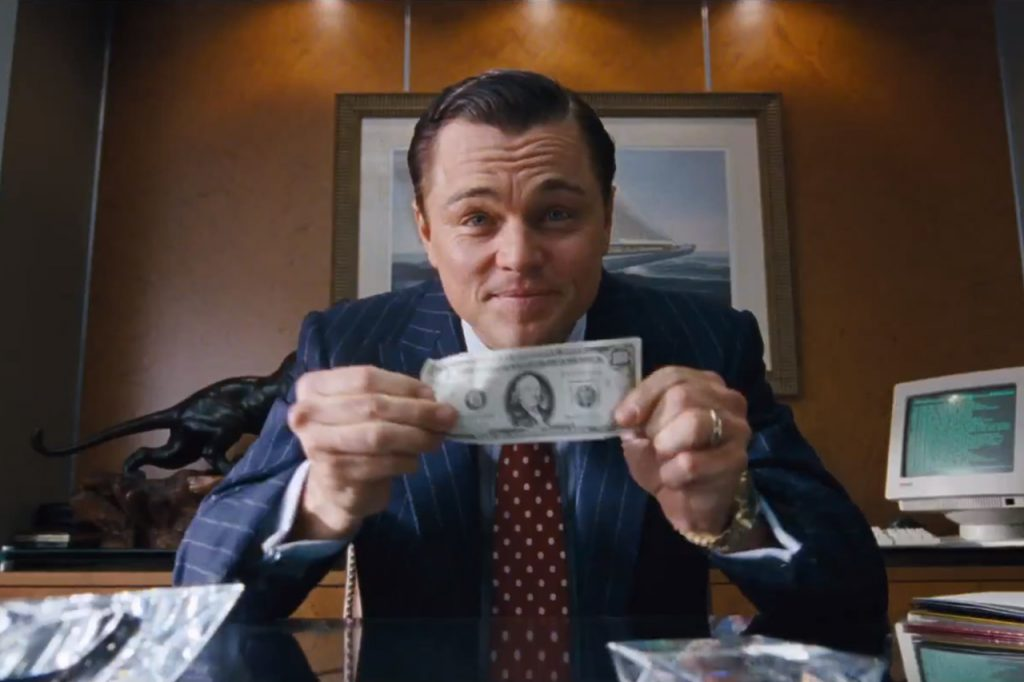 The Wolf of Wall Street: Scorsese and DiCaprio Fall for the Big Con