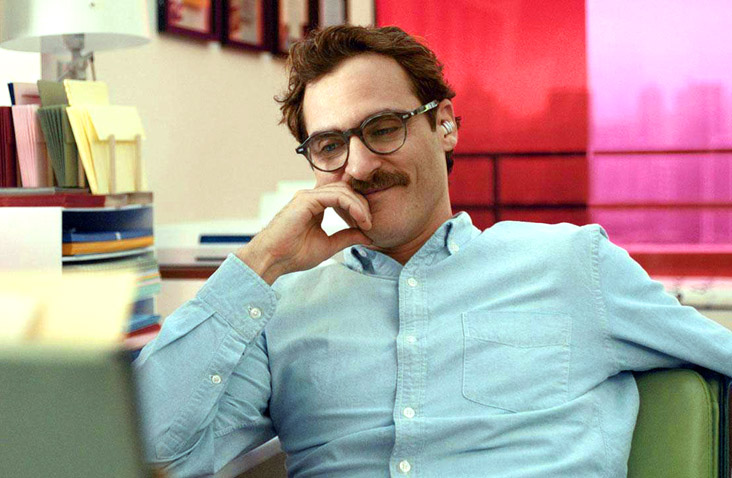 Watch Joaquin Phoenix give depth and meaning to 'Her'