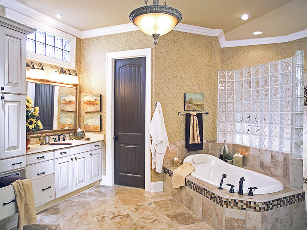 Bathrooms Need a Certain Decorating Style
