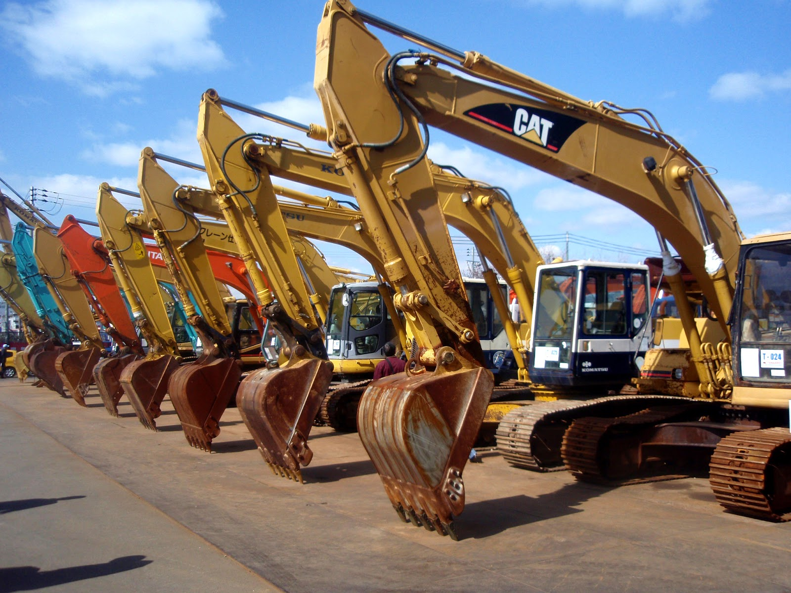 Construction Machinery Information: When Is the Right Time to Get It