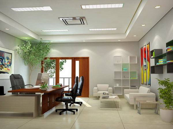Office Interior Design for Modern Businesses