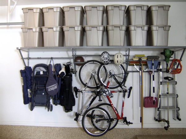 5 Tips For Organizing Your Garage This Spring