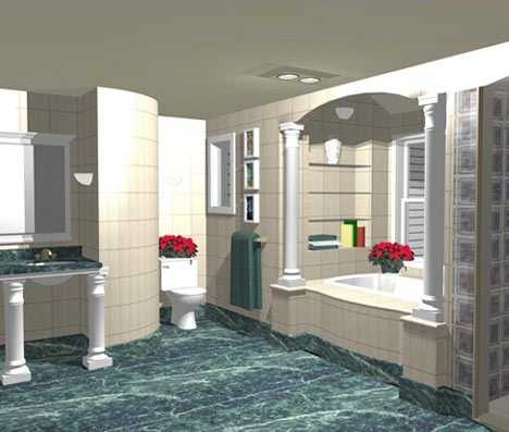 Use 3D Design Software To Create Your Ultimate Bathroom