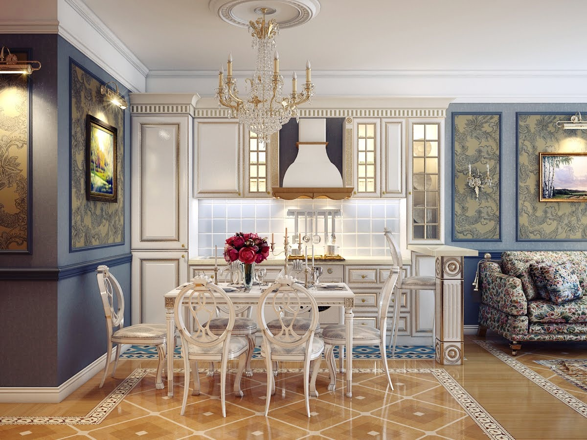 Faux Stone Creativity Will Decorate The House In Elegant Shape