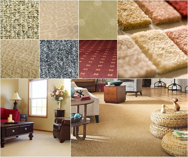 Making Your Home Cozier With The Right Choice Of Carpets