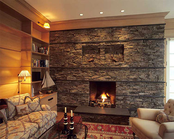 How To Get The Best Fireplace With Stone Veneers?