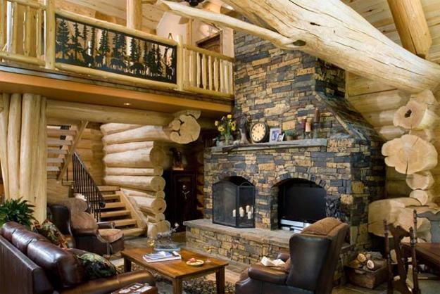 Wall Decorations And Fireplace Interior Stone Veneer Designs