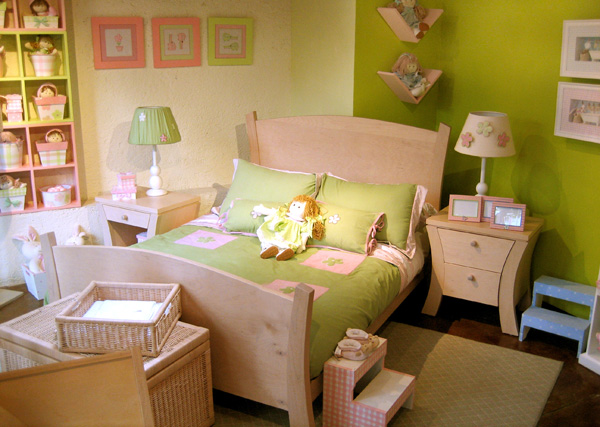 Making Room For The Little Ones: A Mix Of Functionality and Creativity