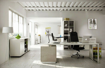5 Top Tips For Decorating Your Office