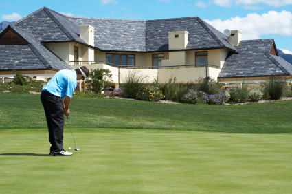 Lifestyle Drives Sales Of Golf Homes