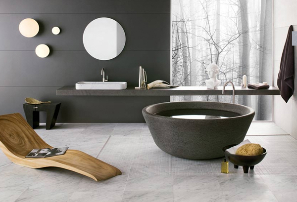 Natural Stone Bathrooms An Affordable Luxury You Can't Do Without