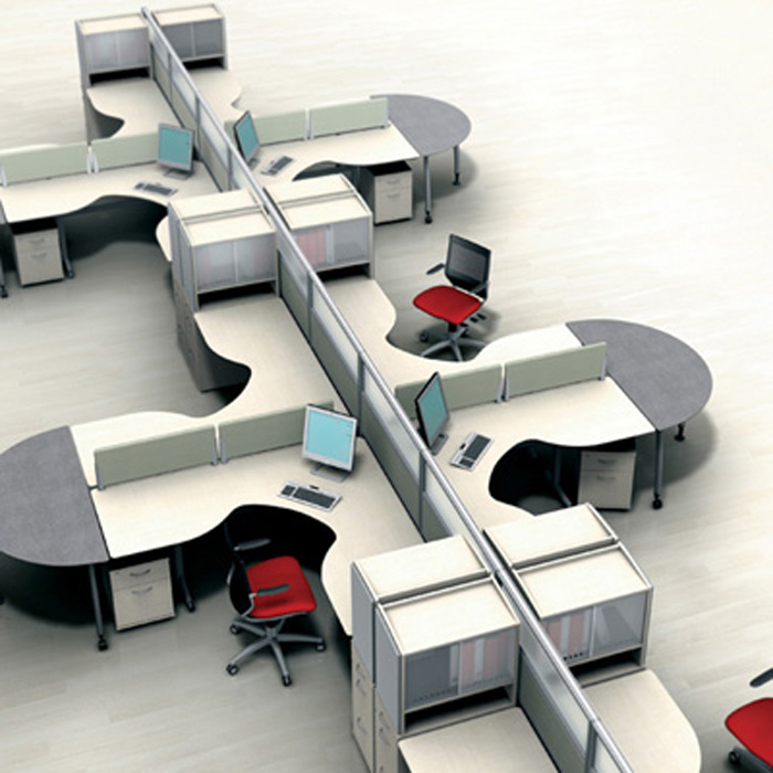 How To Choose Suitable Office Desks?