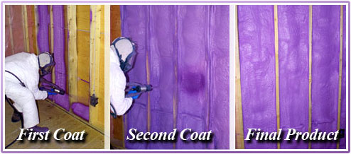 All About Spray Foam Insulation