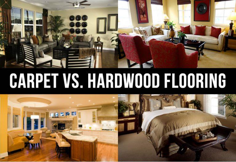 Carpeting vs. Hardwood Floors In Bedrooms