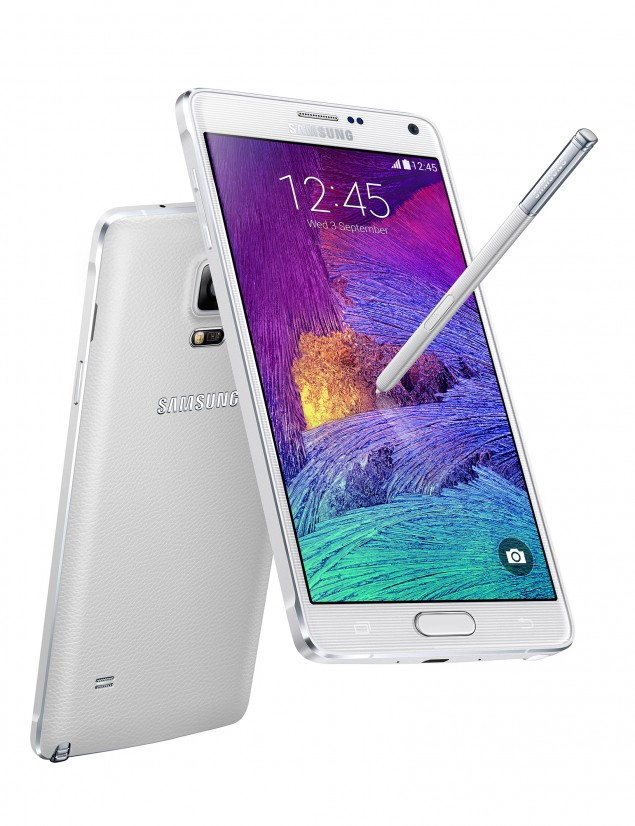 Samsung Galaxy Note 4 With Amazing Design and Software Features