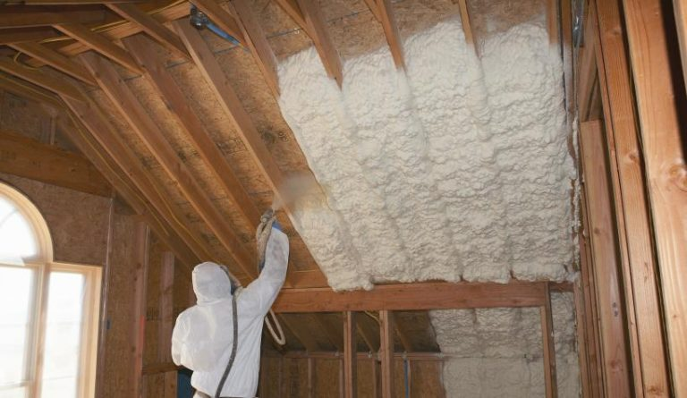 Spray Foam Insulation:  Do-it-yourself or Hire a Professional?