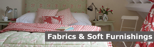 Textiles and Soft Furnishings In The Home
