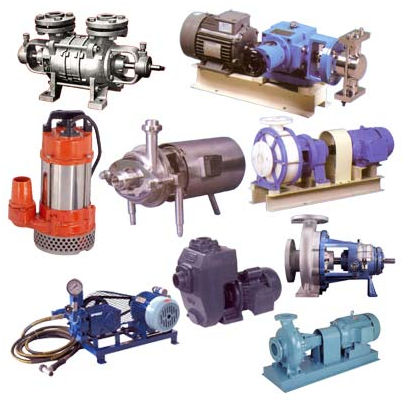 Common Types Of Industrial Pumps