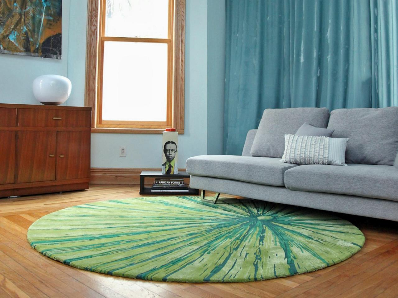 How Easy Is It To Pick and Install and Area Rug In Your Home