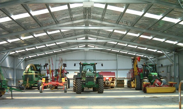How To Build A Reliable Quality Machinery Shed Roof With Durable Results