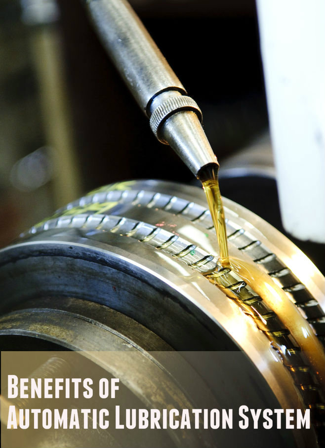 What's The Benefit Of An Automatic Lubrication System?