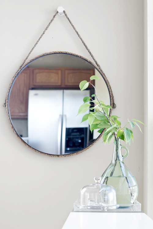 How To Use Custom Mirror Glass In Nautical Mirrors
