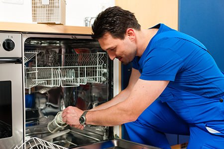 Residential Dishwasher Replacement and Maintenance