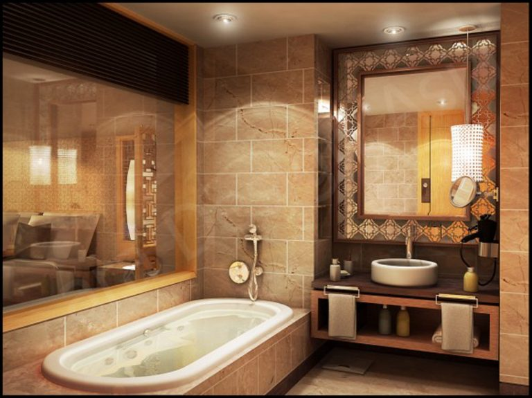Luxury Bathroom Ideas When Renovating Your Bathroom
