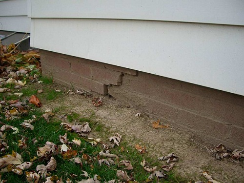 Buying A Home With Foundation Problems