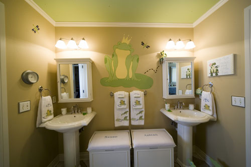 Bathroom Remodel With Kids In Mind