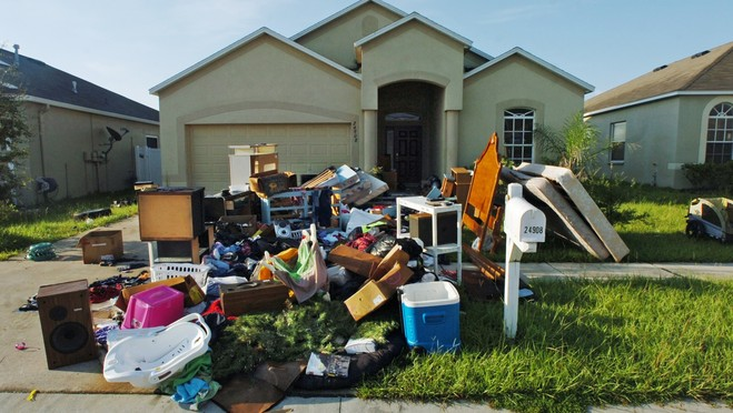 4 Useful Tips To Clear House Rubbish