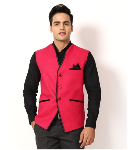 Learn some facts about the evergreen Nehru jacket