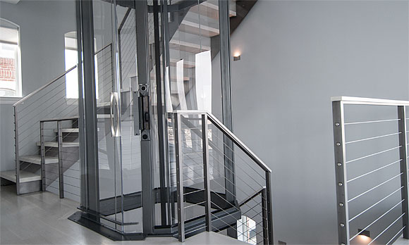 Why Consider A Residential Glass Lift?