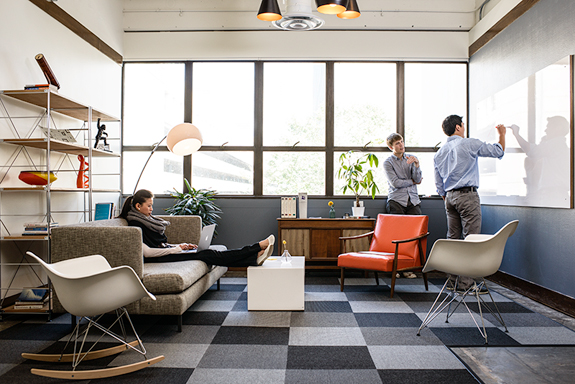 Start-up Companies With Awesome Office Designs