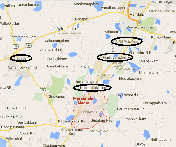 Unprecedented Growth Makes Maraimalai Nagar Hot For Property Investment