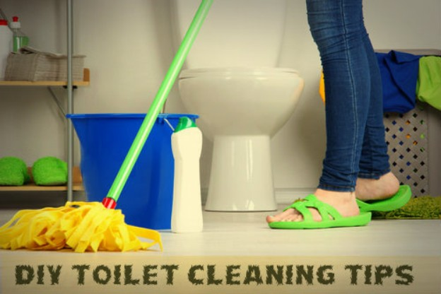 DIY Toilet Cleaning Tips