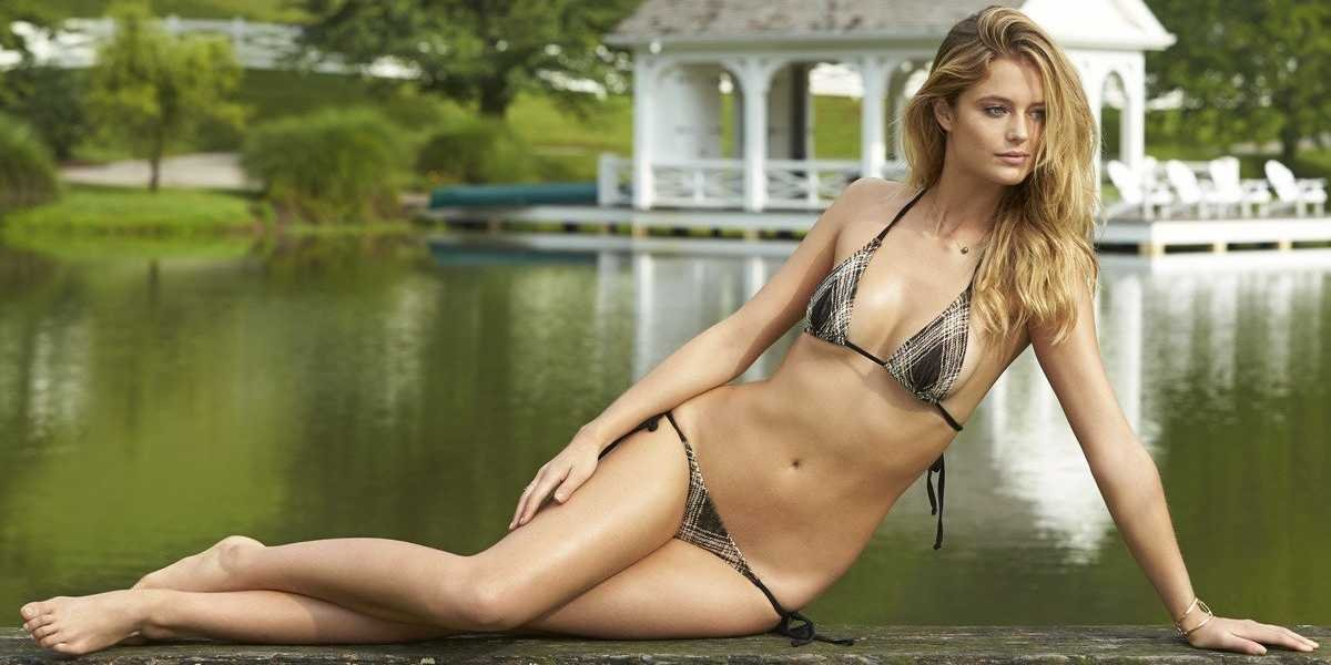 6 Celebrities Who Started As Sexy Swimsuit Models