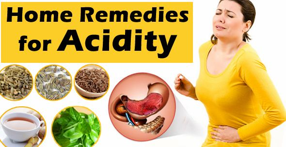 7 Natural Remedies For Acidity