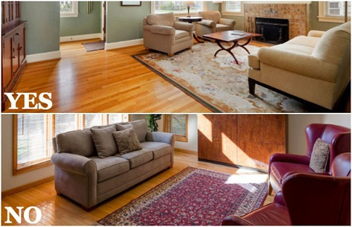 Area Rug Decor – Do's and Don'ts