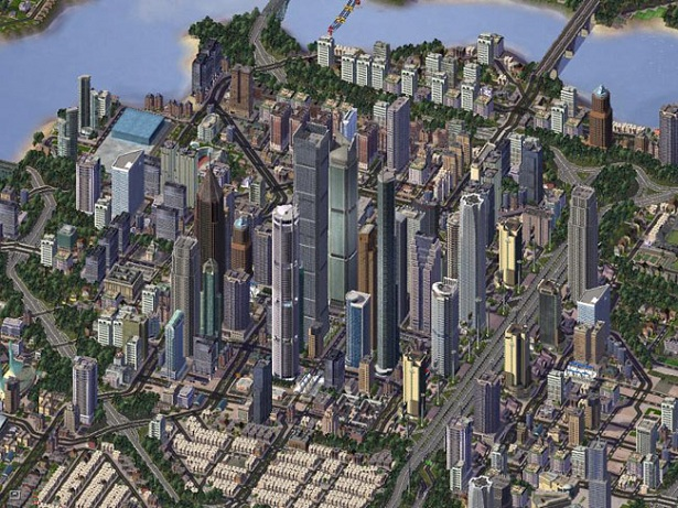 Singapore – Real World Sim City