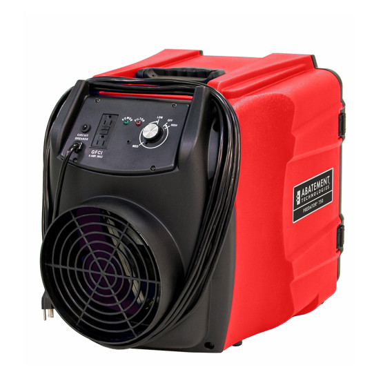 Spring Cleaning: How Can An Air Scrubber Help