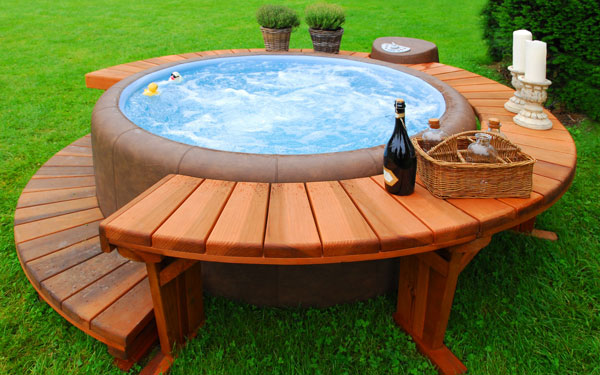Who Invented The Hot Tub?