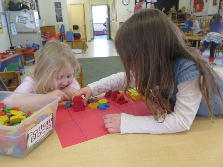 What Preschoolers Should Know About Math?