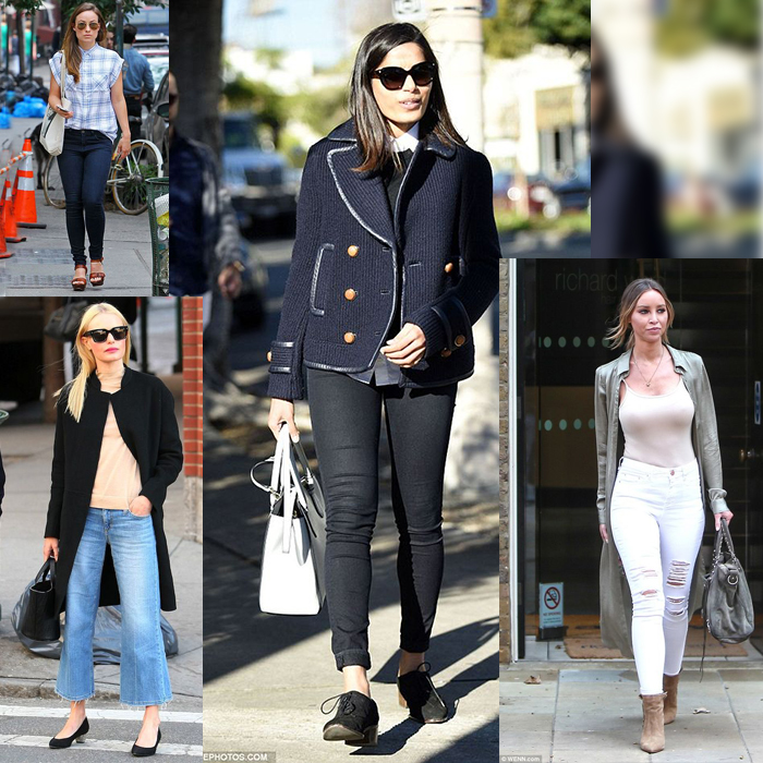 5 Ways To Wear Boyfriend Jeans