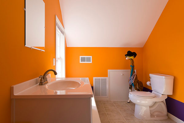 Best Colors To Paint The Bathroom