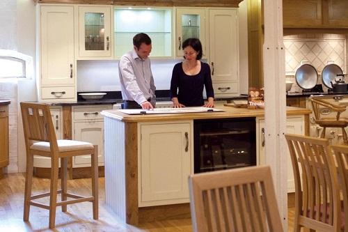 Why Work With A Kitchen Designer
