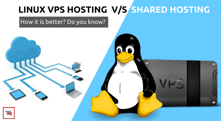 How Better The Linux VPS Hosting Than Shared Hosting?