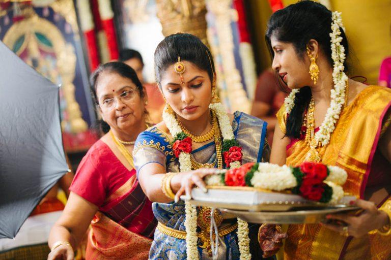 Vintage Décor Ideas For A Chennai Wedding