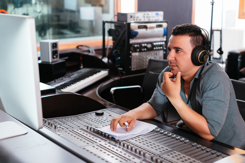 3 Music Industry Jobs That Don't Involve Playing Instruments